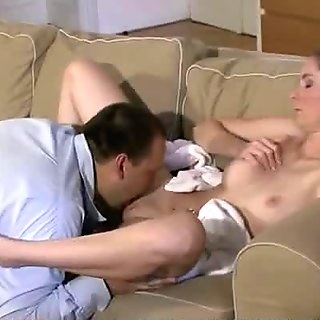 GF is tricked and seduced into riding