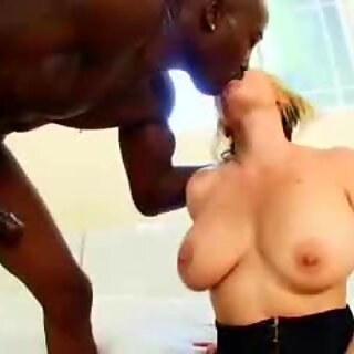 Stephanie Hall Takes That Cock In Her Ass!