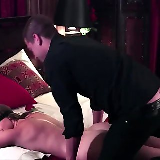 Hotwife massage