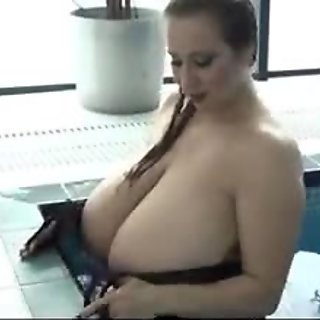 busty slut is so aroused she is an addict
