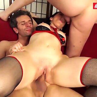 LETSDOEIT - Hot Italian Wife Shared By Husband