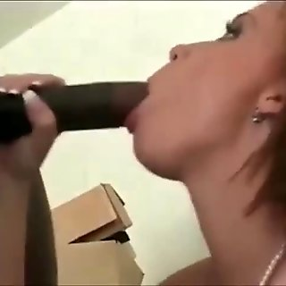 Black Cock vs White Cock (Amee Donovan)