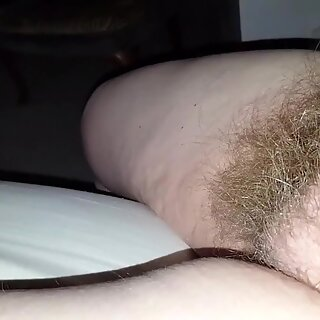 my wifes soft furry hairy pussy