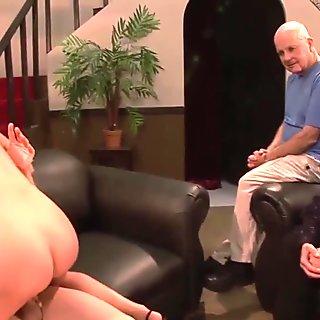 Horny milf Cathy Heaven hardcore anal sex