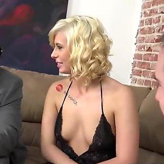 Cindy Lou Helps A White Boy Become A Cuckold