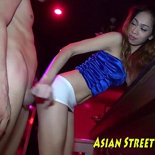 buttfuck Thai ultra-cute buggered On Billiard Board