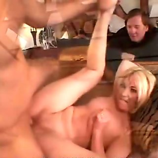 Rough Sex For My Swinger Wife