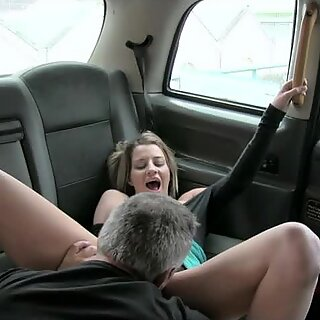 Big boobs passenger ass fucked for free