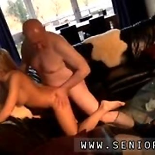 Mom and daughter dominated gangbang
