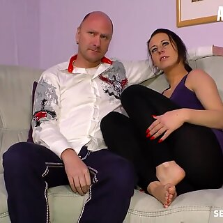 SexTape Germany - German Cougar Jessy Jay Hot Sex With Daddy