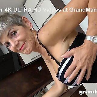Grandma Just Got Facialized by Horny Toy Boy