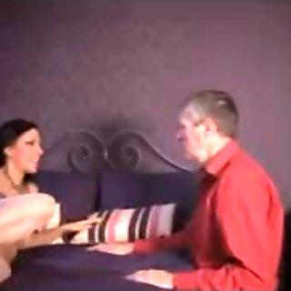 :- using MY WIMP OF A HUSBAND -: ukmike video