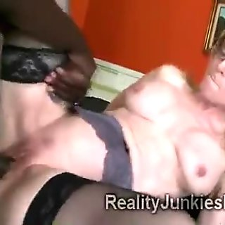 Step mom help her son handjob cumshot