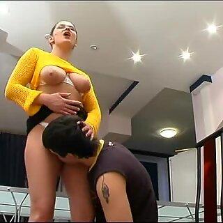 Russian Mature - Emilia 35