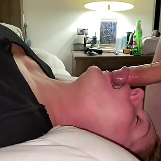 Throat Bulging Throat Fuck