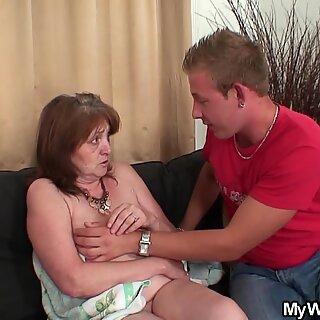 older mother in law taboo fuck-fest