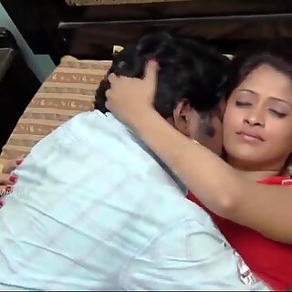 Indian Housewife dress switch and Uncle Romance