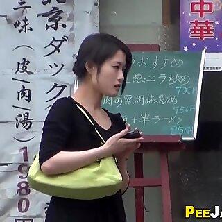 Japonské parkovisko cikanie