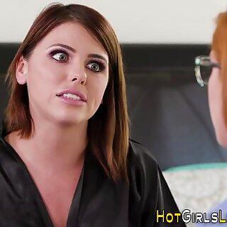 Lesbian nurse fist fucking hottie
