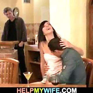 Fuck my wife please