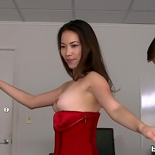 Asians have super tight pussies and like...