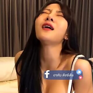 hot Thai dame screaming On BIGO LIVE