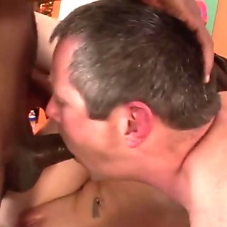 Peggy Swaps Cum with Her Husband