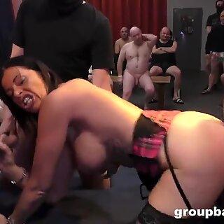 Da Cada and her Army of Horny Men