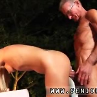 Public agent  russian Old John firm drill youthful Anastaisa