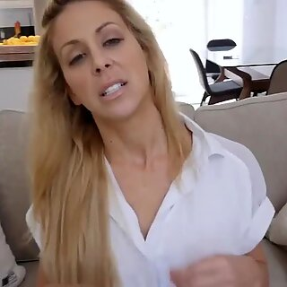 Cherie Deville in Impregnated By My Steppartner s son