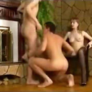 femdom cuckold cum eating