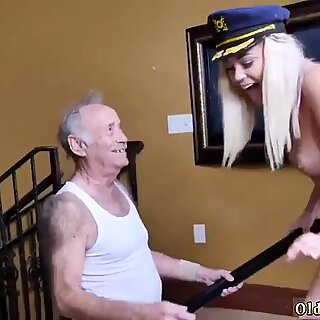 Old granny pussy Age ain t nothing but a number!