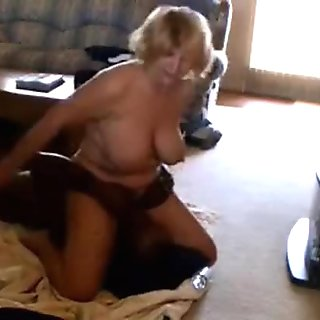 blond mature cheating and fucked by BBC cuckold - www.camhotgirls.net