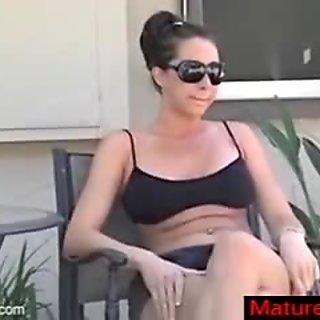 Find her on MATURE-FUCKS.COM - Mature Goddess Kaylynn from AllOver30