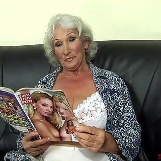 Rampete dollar bestemor pornografi kaster