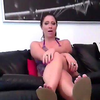Watch one of my boyfriend pound my pussy
