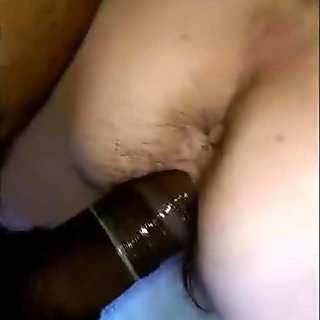 Cuckold Watches Wife As she gets fucked by BBC