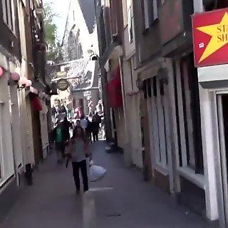 Dutch hooker cum smeared